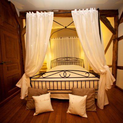 Fermette de Somme-Leuze | Vakantiehuis Ardennen | Slaapkamer
