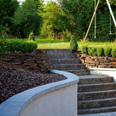 Fermette de Somme-Leuze | Vakantiehuis Ardennen | Garden
