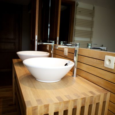 Fermette de Somme-Leuze | Salle de bain